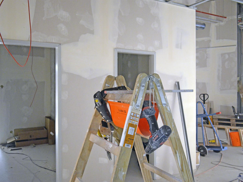 Baubeschreibung Ausbau Arztpraxis